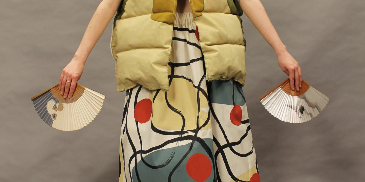 Someone takes a photograph of your fashion design at a trade show without your permission